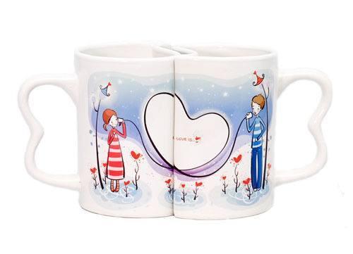 Couple Mug Printing