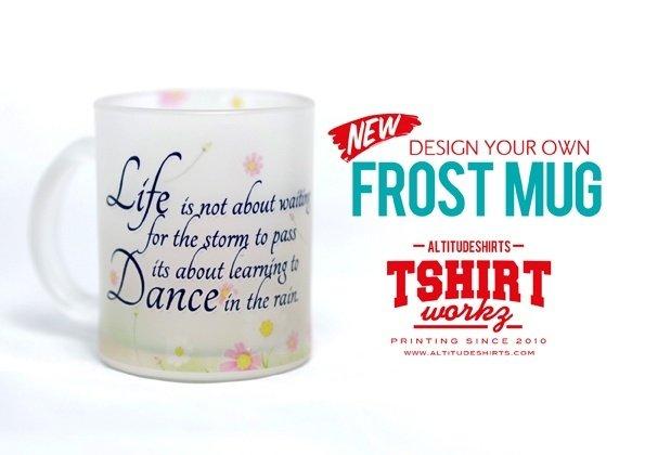 frost mug